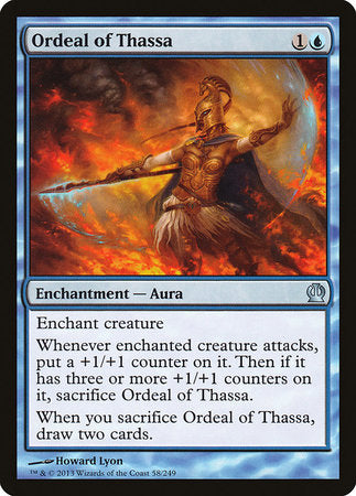 Ordeal of Thassa [Theros] | Eastridge Sports Cards & Games