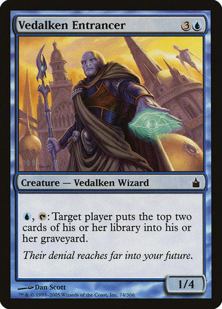 Vedalken Entrancer [Ravnica: City of Guilds] | Eastridge Sports Cards & Games