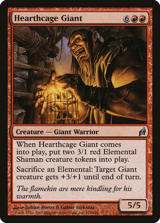 Hearthcage Giant [Lorwyn] | Eastridge Sports Cards & Games