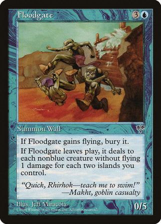 Floodgate [Mirage] | Eastridge Sports Cards & Games