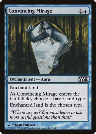 Convincing Mirage [Magic 2010] | Eastridge Sports Cards & Games