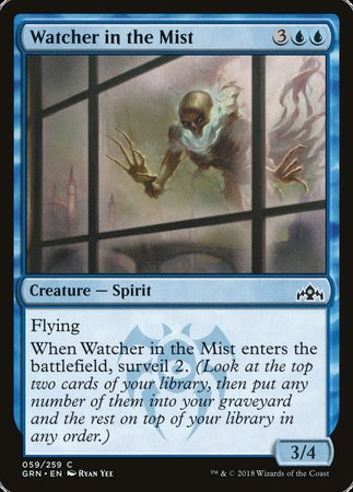 Watcher in the Mist [Guilds of Ravnica] | Eastridge Sports Cards & Games