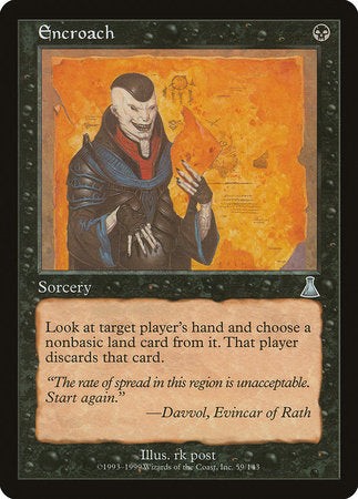 Encroach [Urza's Destiny] | Eastridge Sports Cards & Games