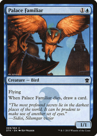 Palace Familiar [Dragons of Tarkir] | Eastridge Sports Cards & Games
