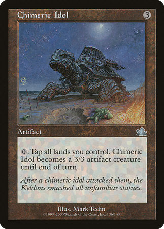 Chimeric Idol [Prophecy] | Eastridge Sports Cards & Games