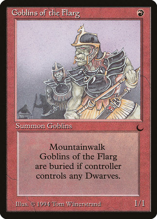 Goblins of the Flarg [The Dark] | Eastridge Sports Cards & Games
