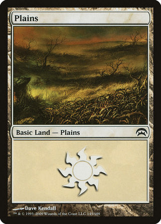 Plains (145) [Planechase] | Eastridge Sports Cards & Games