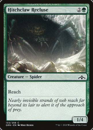 Hitchclaw Recluse [Guilds of Ravnica] | Eastridge Sports Cards & Games