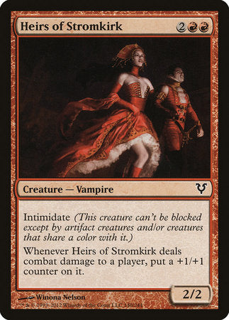 Heirs of Stromkirk [Avacyn Restored] | Eastridge Sports Cards & Games