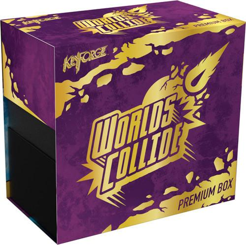 KeyForge: Worlds Collide - Premium Box | Eastridge Sports Cards & Games