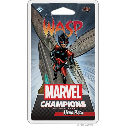 Marvel Champions: Wasp Hero Pack | Eastridge Sports Cards & Games