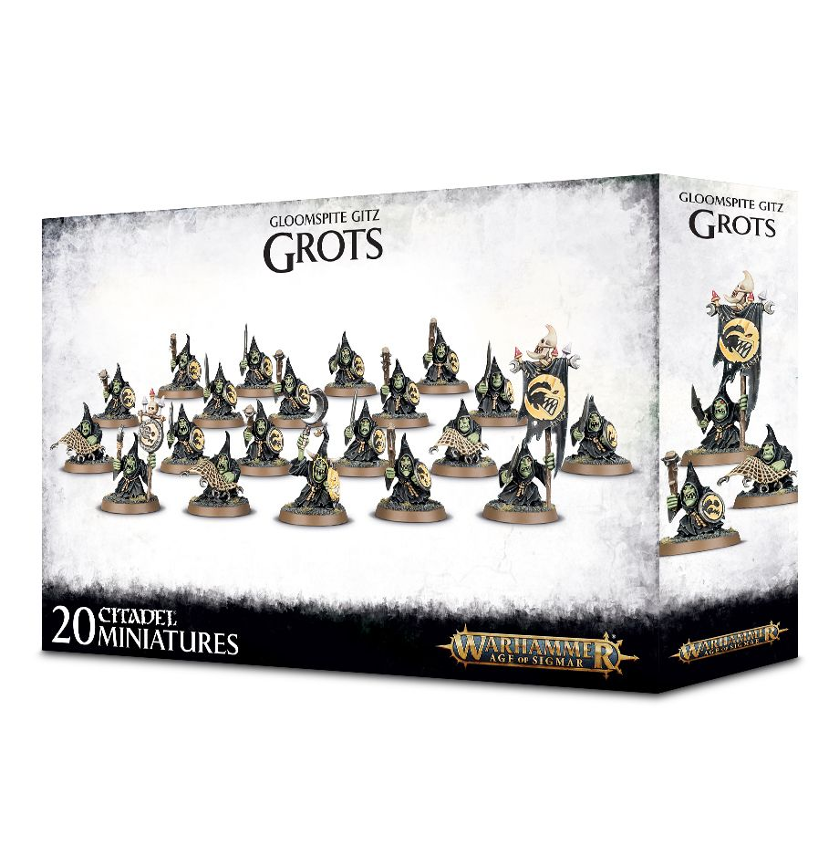 Grots - Stabbas - Shootas | Eastridge Sports Cards & Games