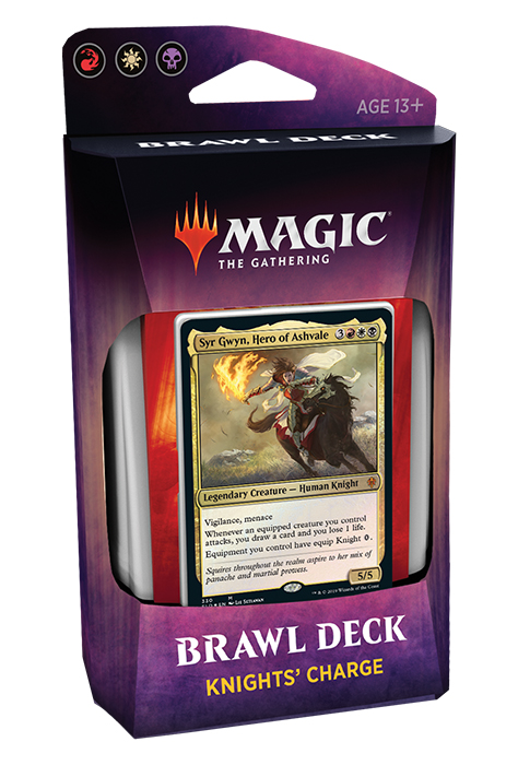 Throne of Eldraine - Brawl Deck - Knight's Charge | Eastridge Sports Cards & Games