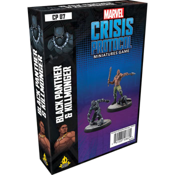 Marvel: Crisis Protocol - Black Panther and Killmonger Character Pack | Eastridge Sports Cards & Games