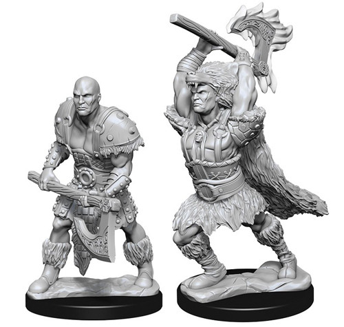 Wizkids Nolzur's Marvelous Miniatures Goliath Barbarian Male | Eastridge Sports Cards & Games