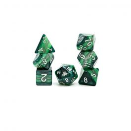 GATE KEEPER GAMES Reality Shard Dice: 7 Dice Set - Might | Eastridge Sports Cards & Games