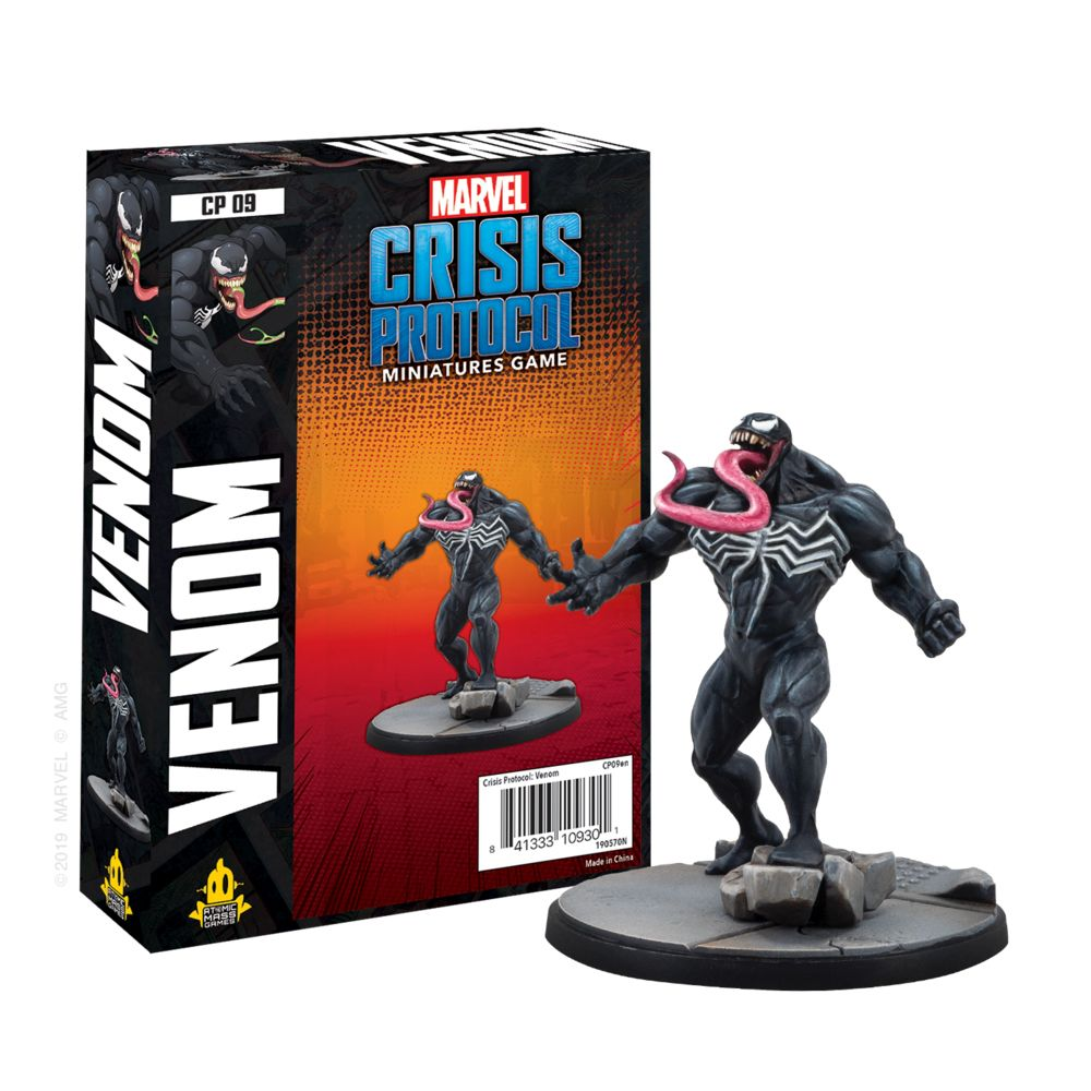 Marvel: Crisis Protocol - Venom Character Pack | Eastridge Sports Cards & Games