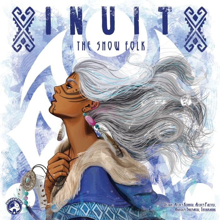 INUIT: THE SNOW FOLK | Eastridge Sports Cards & Games