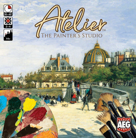 Atelier: The Painter's Studio | Eastridge Sports Cards & Games