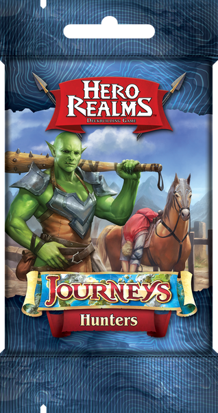 Hero Realms: Journeys - Hunters | Eastridge Sports Cards & Games