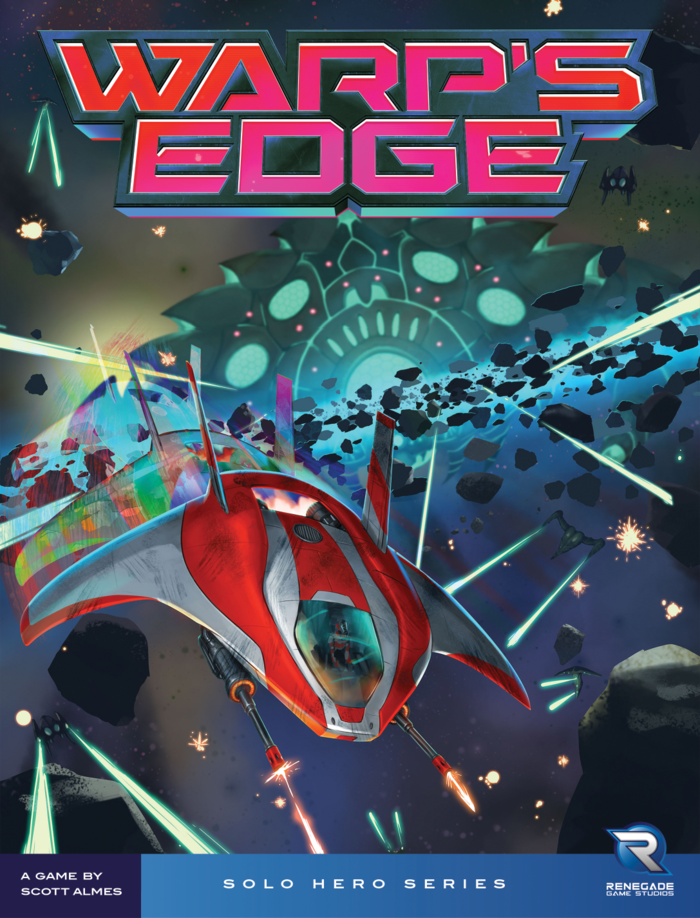 Warp's Edge | Eastridge Sports Cards & Games
