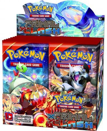 Pokemon - Primal Clash Booster Pack | Eastridge Sports Cards & Games