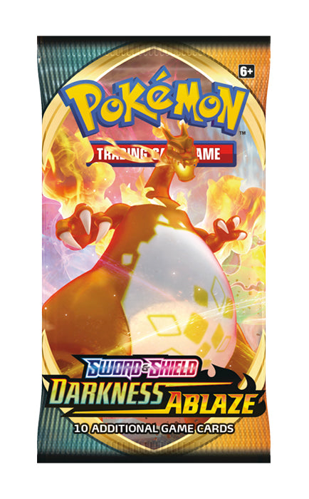 Darkness Ablaze Booster Pack | Eastridge Sports Cards & Games