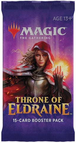 Throne of Eldraine Booster Pack | Eastridge Sports Cards & Games