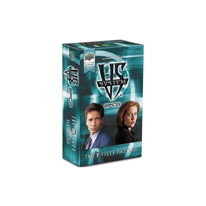VS SYSTEM 2PCG THE X-FILES BATTLES | Eastridge Sports Cards & Games