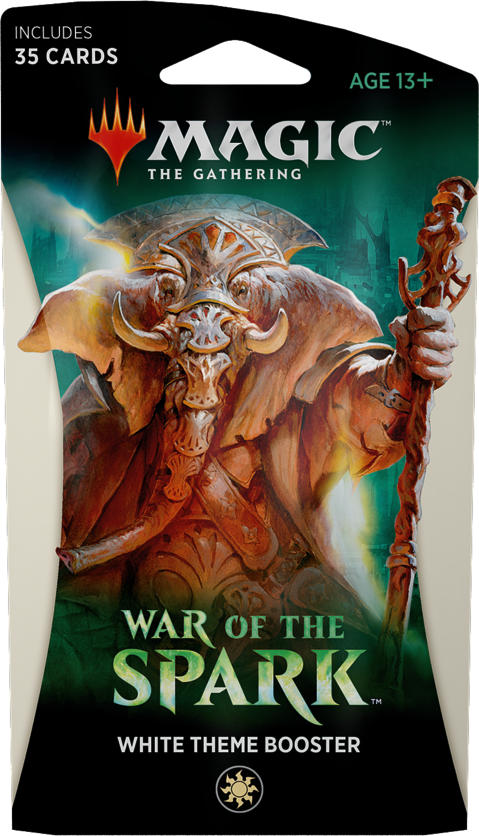 War of the Spark Theme Booster - White | Eastridge Sports Cards & Games