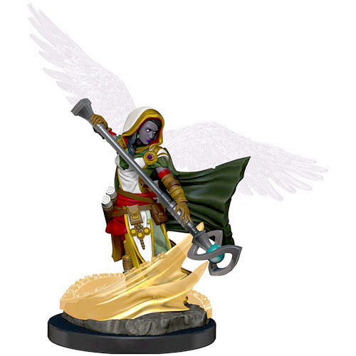 D&D Premium Painted Miniature: Female Aasimar Wizard | Eastridge Sports Cards & Games