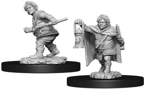 D&D Nolzur's Marvelous Unpainted Miniatures: Male Halfling Rogue | Eastridge Sports Cards & Games