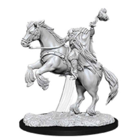 Pathfinder Deep Cuts Unpainted Miniatures: Dullahan (Headless Horsemen) | Eastridge Sports Cards & Games