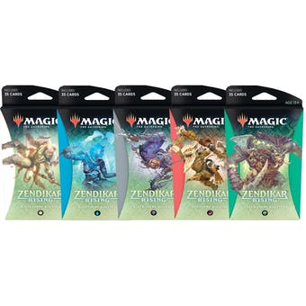 Zendikar Rising Theme Booster Pack - Black | Eastridge Sports Cards & Games