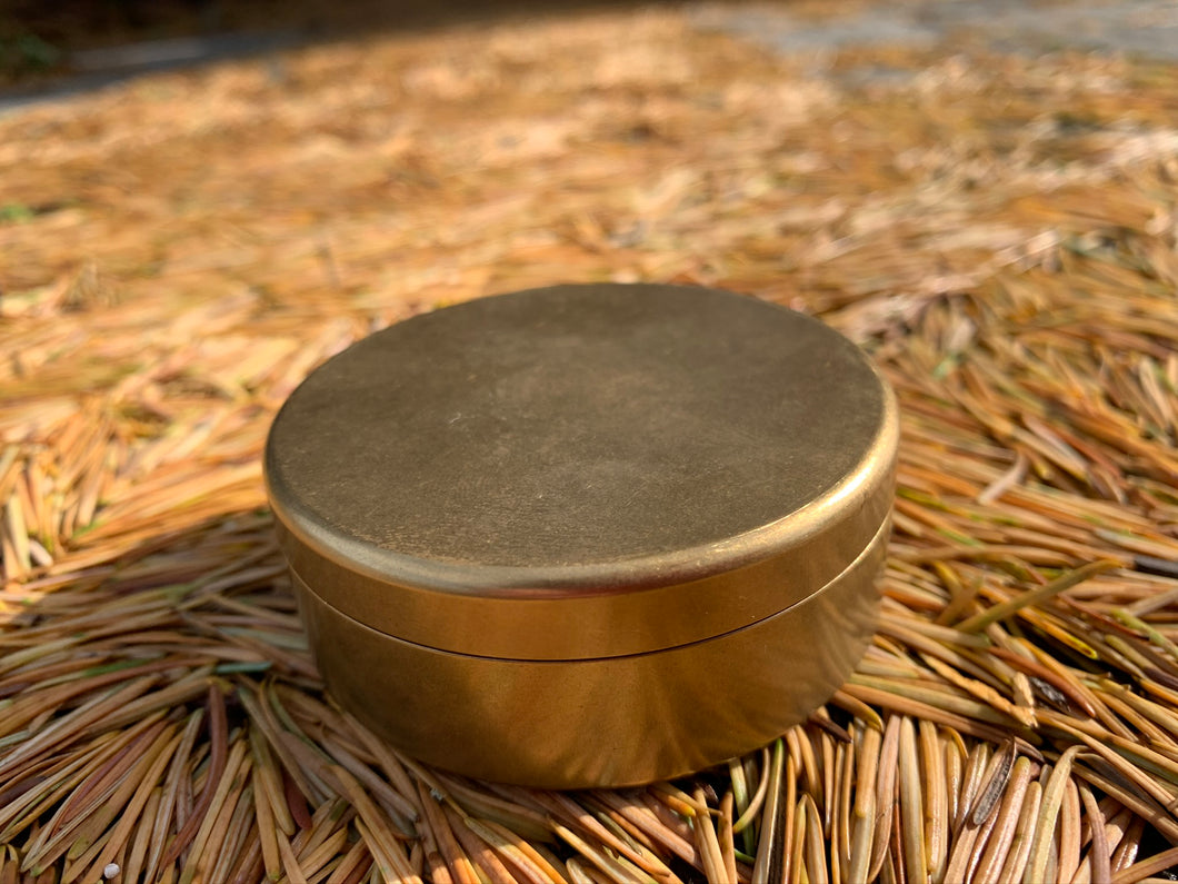 Pocket Puck (Naval Brass)