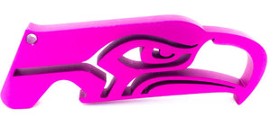 Hogdoggins Seattle Seahawks Bottle Opener Pink