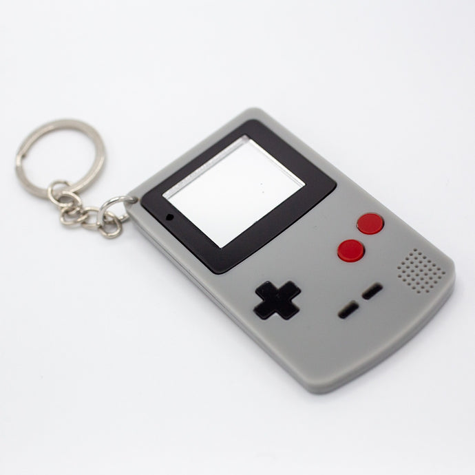 Retro GameBoi Keychain