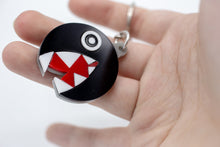 Load image into Gallery viewer, Chain Chomp Keychain