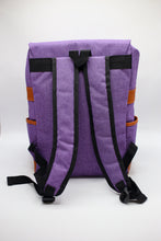 Load image into Gallery viewer, Purple Backpack