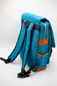 Turqoise Backpack