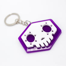 Load image into Gallery viewer, Sombra Keychain