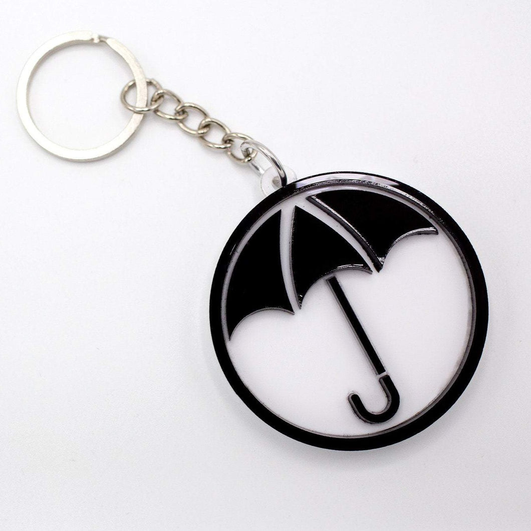 Umbrella Academy Acrylic Key chain
