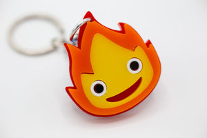 Calcifer Keychain