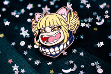 Load image into Gallery viewer, Kitty Toga Enamel Pin