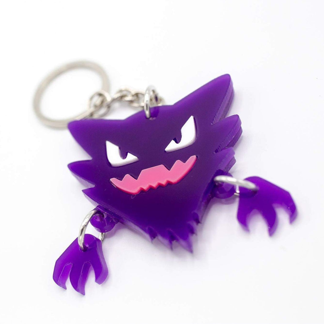 Haunter Acrylic Key chain