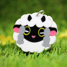 Load image into Gallery viewer, Wooloo Acrylic Keychain
