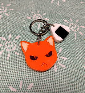 Fruit Basket Kyo Yuki Keychain