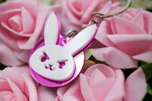 Load image into Gallery viewer, D.Va Logo Keychain