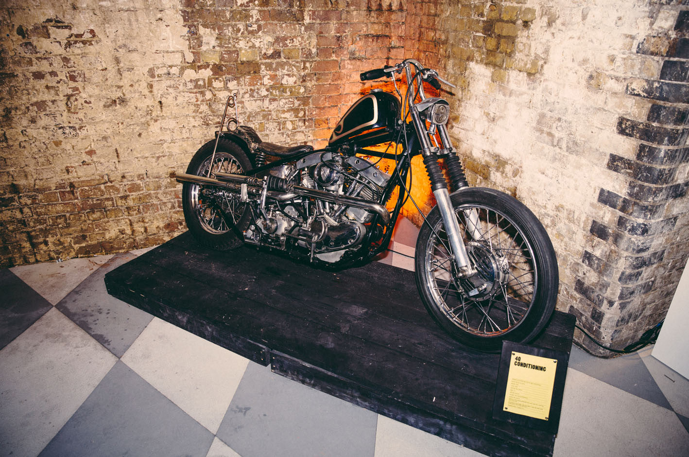 The Assembly Chopper Show 2017 | custom motorcycle