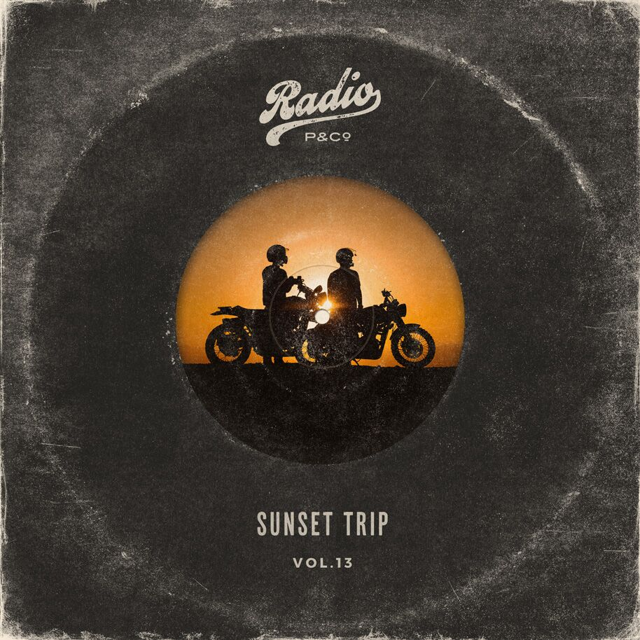 provision radio vol 13 - Sunset Trip